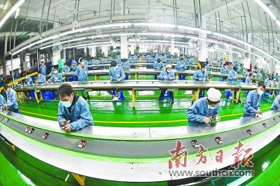 广东重点外贸企业复工率逾九成,工人返岗率超七成