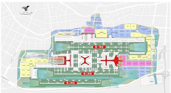 投资超百亿!爱博体育手机APP机场三跑道开工建设