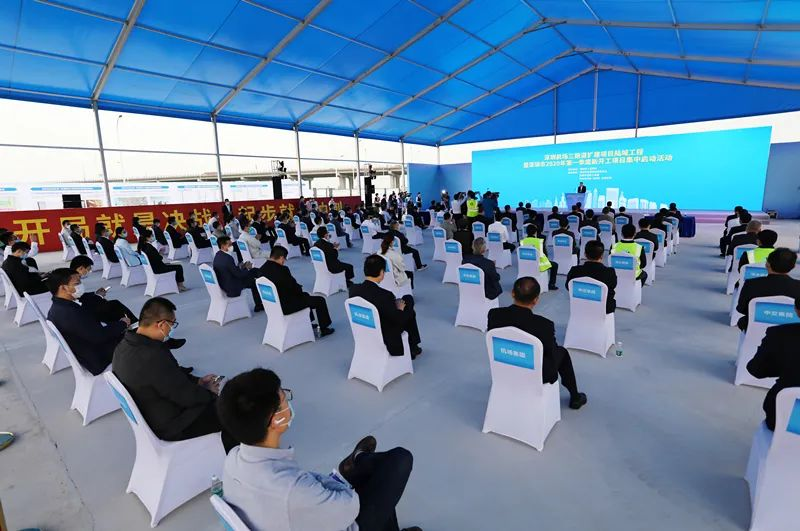 深圳机场三跑道扩建 助推国际航空枢纽的腾飞与翱翔