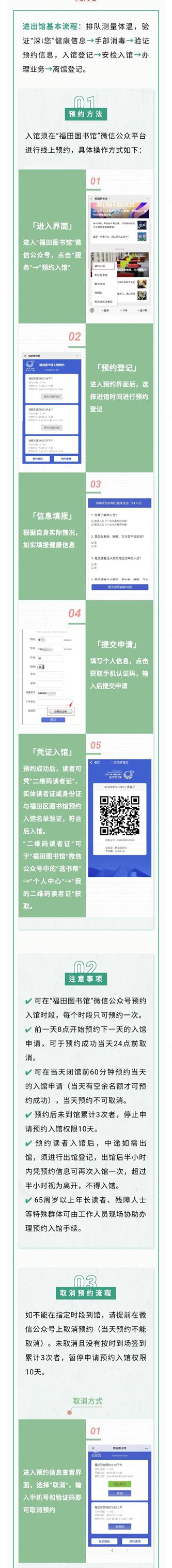 深圳7家区级图书馆开放!看最全指引,谁也别拦着我学习