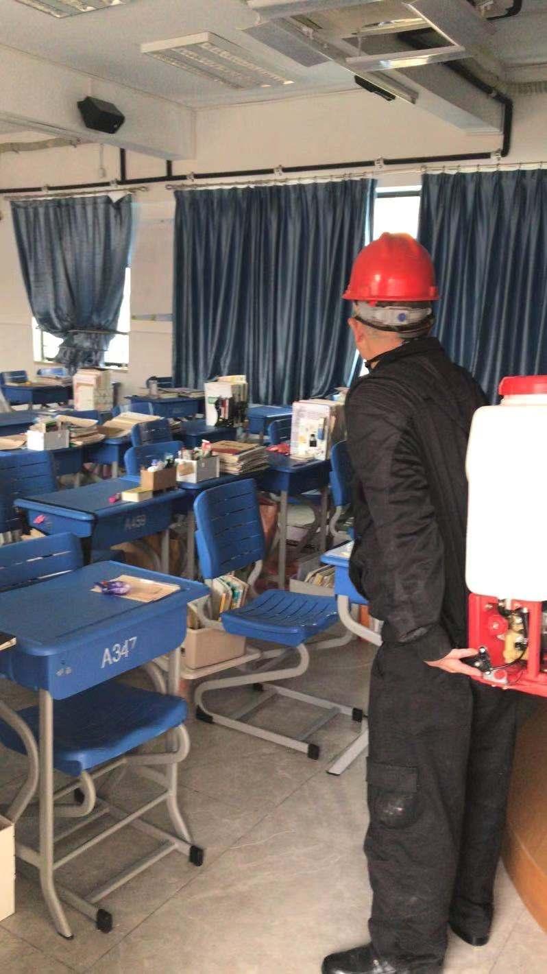 应急演练、制定错峰上下学方案……马上要复课了,深圳各校在行动
