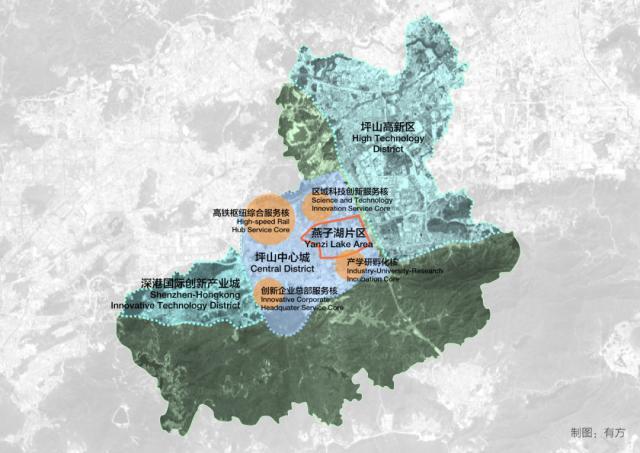 深圳自然博物馆方案及建筑专业初步设计公开招标 选址坪山