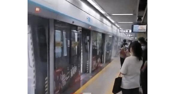 突发!深圳地铁3号线车厢冒出刺鼻浓烟,罪魁祸首又是它!