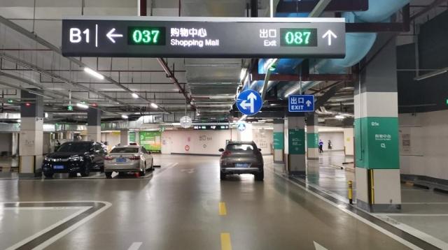 深网测评①|深圳各大商场图鉴:疫情期间,停车到底难不难?