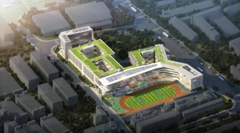 龙华3所新建学校预计9月交付使用