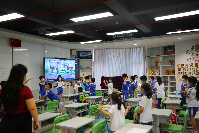VR看红岭实验小学!走进这所看得见孩子童年和未来的学校