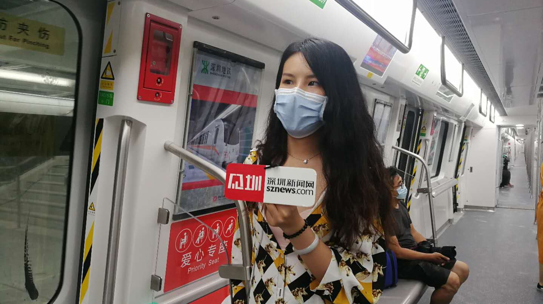 在现场|你心心念念的深圳地铁十号线,来了!