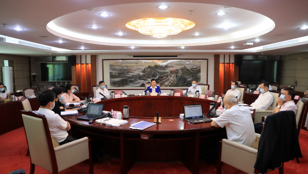市政协召开党组会议 不断把专门协商机构优势转化为城市治理效能