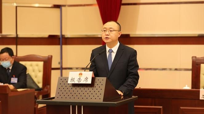 快讯:  张勇、刘国周当选深圳市人民政府副市长