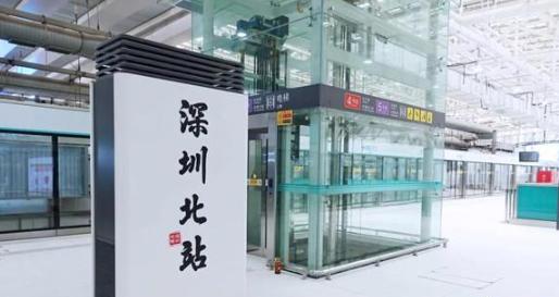 玩转6号线|抢先看深圳北站、梅林关站