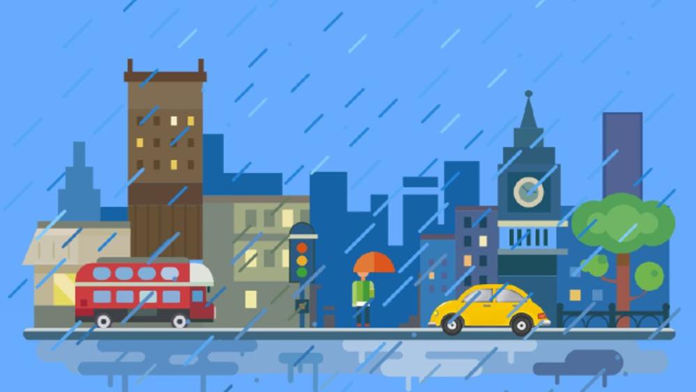 深圳市分区暴雨黄色预警升级为橙色