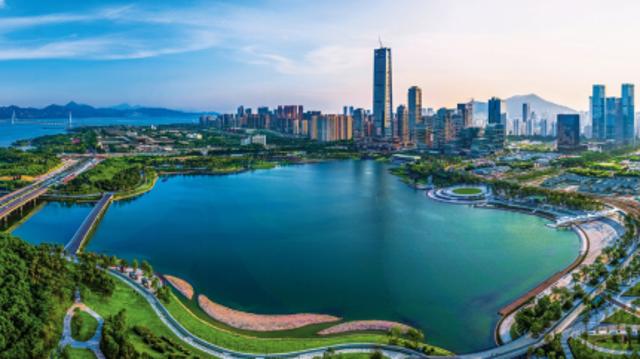 深圳构建台风暴雨立体防范体系 积极探索超大城市洪涝灾害防御新路径