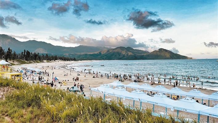 打造超一流生态型度假区 西涌城市设计国际咨询方案结果揭晓