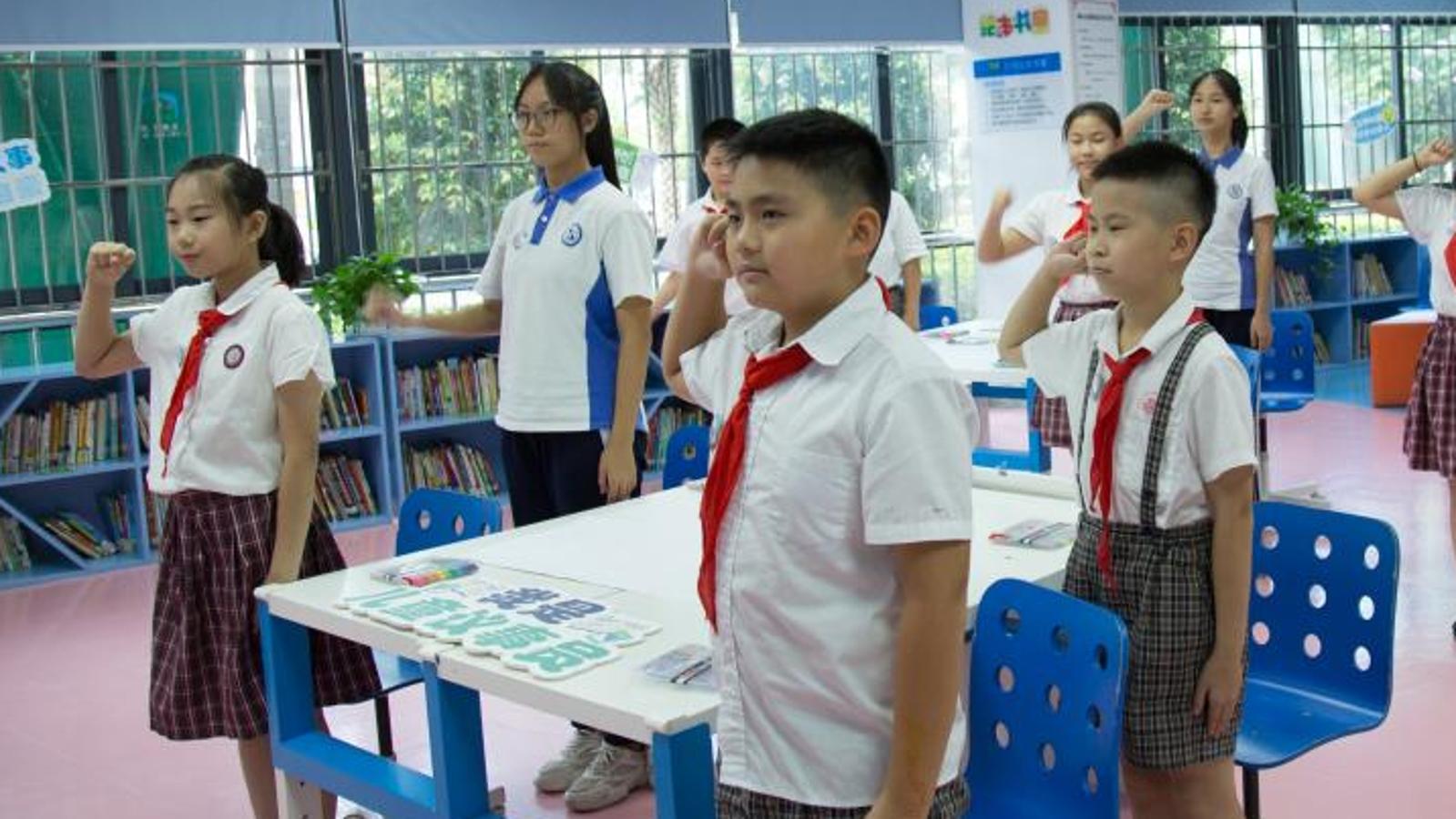 """让孩子成长为睿智的社会公民 福田12名儿童被聘为""""文明小顾问"""""""