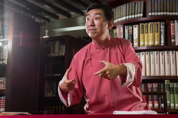 从罗湖出发的评书作品 竞摘中国曲艺界文学奖最