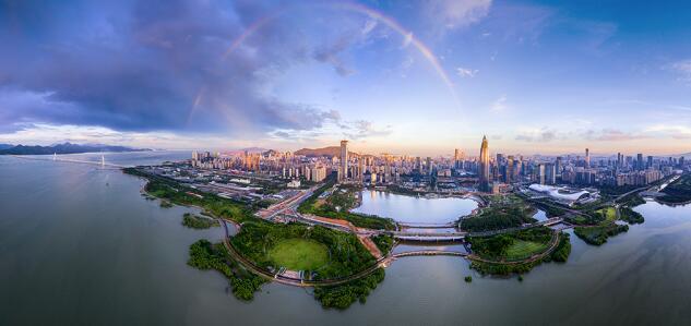 gdp优点_GDP达2.77万亿!这还不是深圳2020经济成绩单的最大亮点