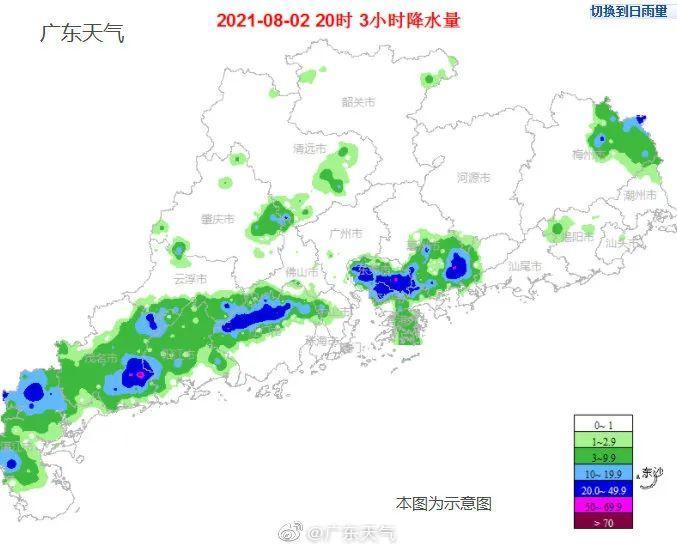 刚刚,深圳发布台风蓝色预警!雷电+大风即将杀到……