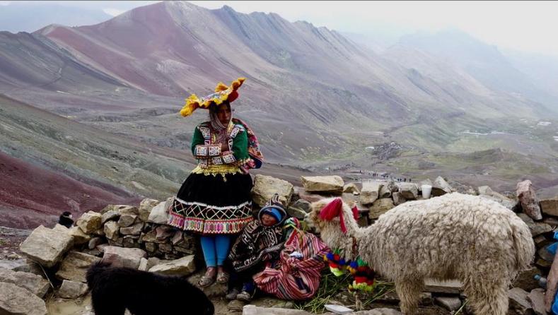 解密秘鲁这个鲜为人知的少数民族 世代生活于深山中