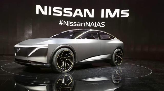 新车亮相北美车展 广汽传祺发布新概念汽车