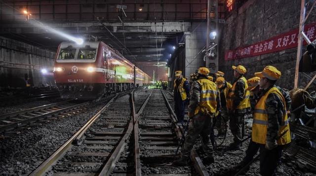 西安火车站改扩建工程进入主体工程实施阶段