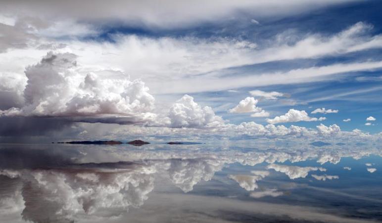 世界地球日:我们美丽的家