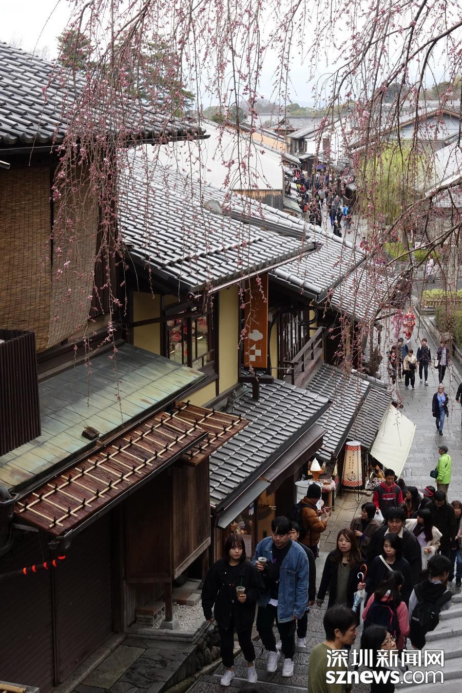 """中国古建筑的""""唐风宋韵"""",保留在邻国的这一地区"""