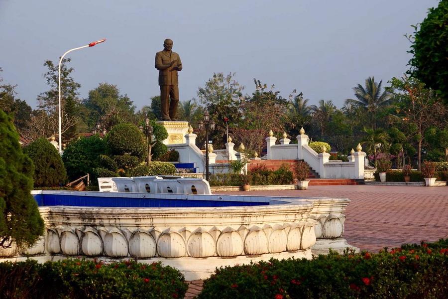 我是不是傻囹�a_湄公河畔的小山城 保存着最完好的东南亚历史风貌