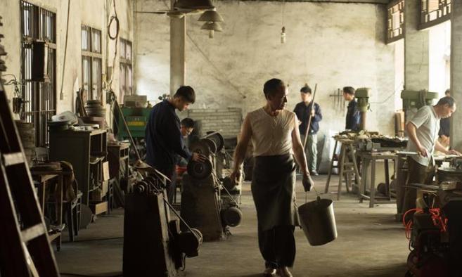 探访龙泉宝剑厂  传承2500多年的铸造技艺