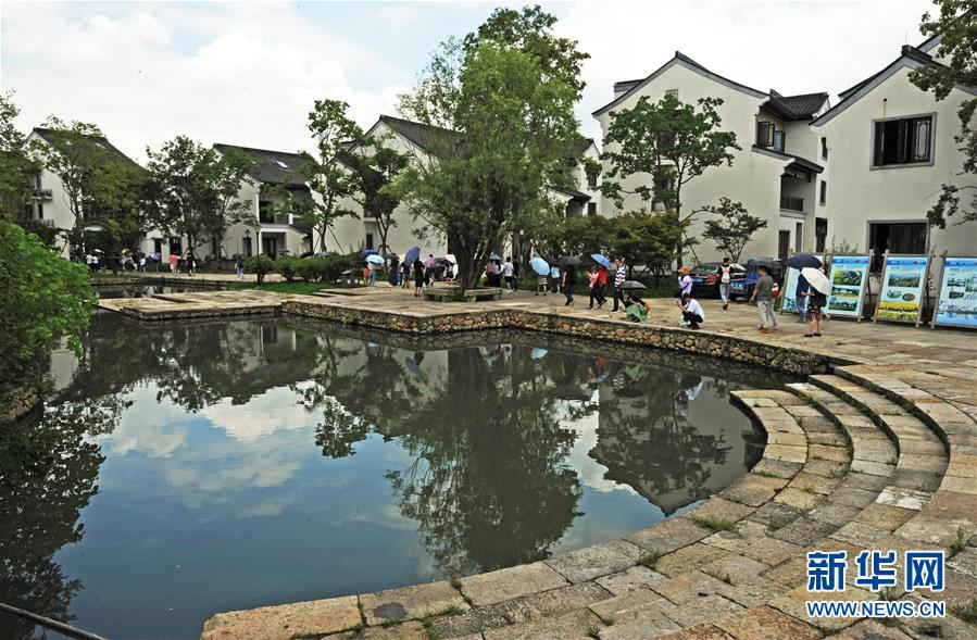 浙江安吉最美乡村