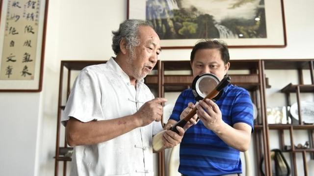 文港毛筆:一筆傳承千年久 四海遠銷百貨興
