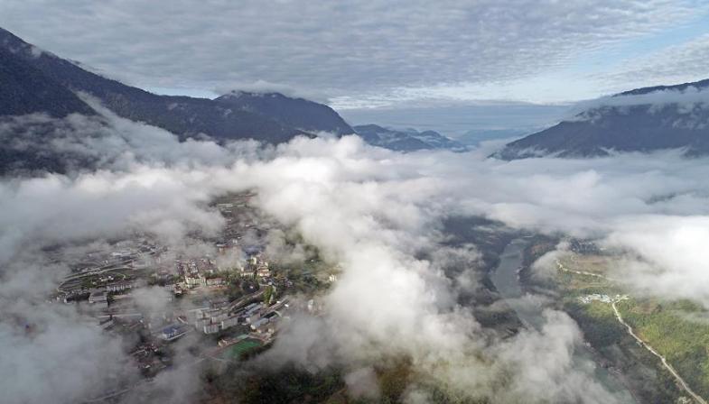 生态中国·醉美西藏高原情