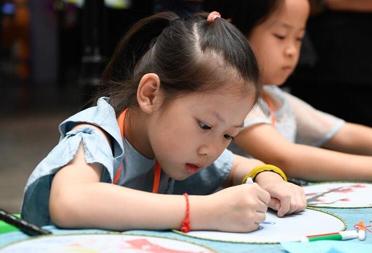 中秋佳节体验传统文化