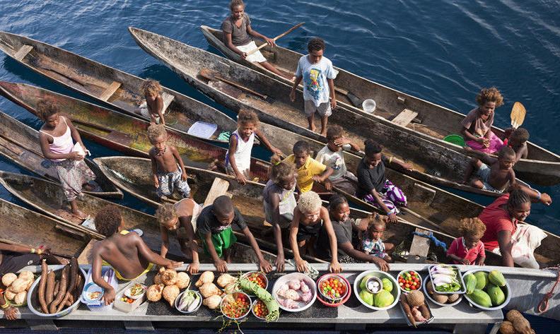 奇妙的世界!走进南太平洋岛国所罗门群岛