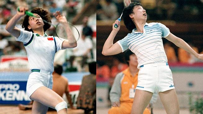 中国羽毛球名将韩爱萍逝世