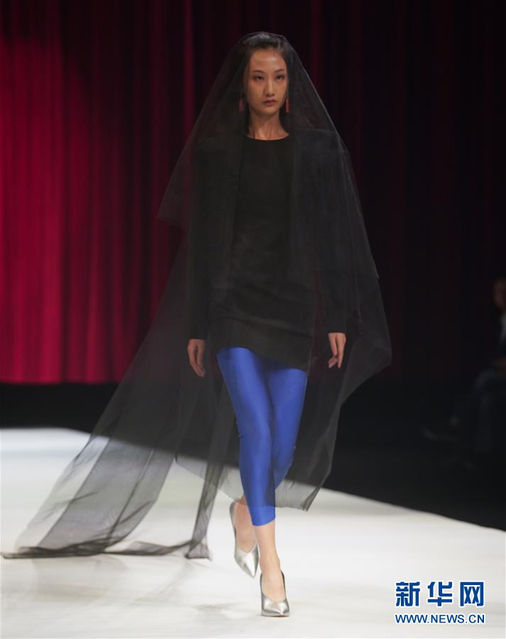 第三届中国生态环保面料设计大赛时尚秀在江苏苏州举行