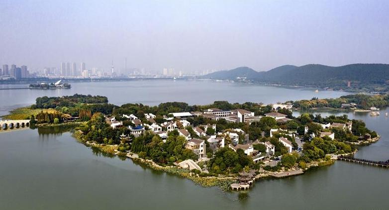 江苏徐州:一城青山半城湖