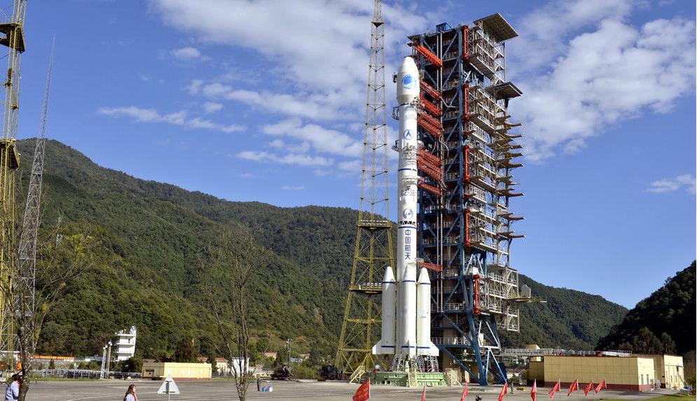 我國成功發射第49顆北斗導航衛星