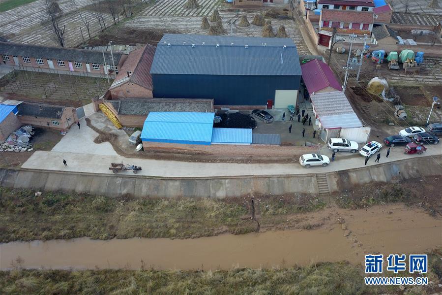 甘肃天水清水河污染犯罪嫌疑人被抓获