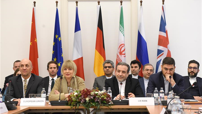 各方重申将完整、有效履行伊朗核问题全面协议