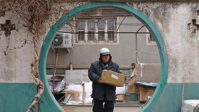 绕地球20圈的乡村邮递员