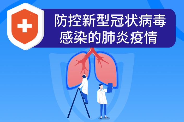 防控新型冠状病毒感染的肺炎疫情,认准这6图!