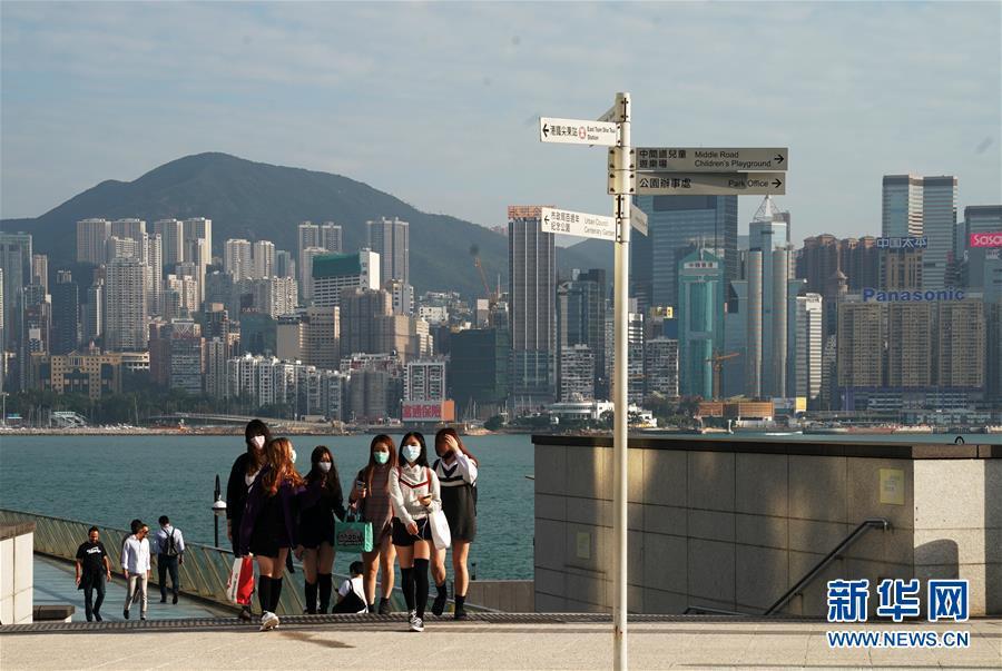 疫情下的香港:艰难却充满希望