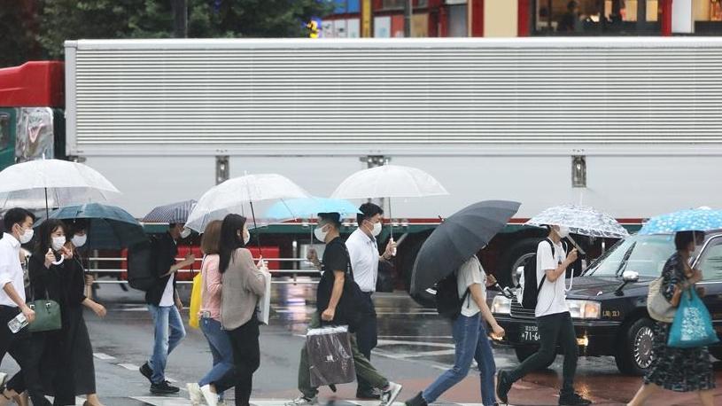日本新增新冠确诊病例354例 东京都单日确诊创新高