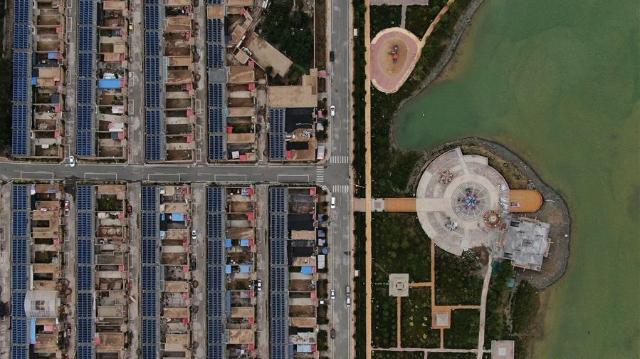 德吉村:黄河岸边的美丽嬗变
