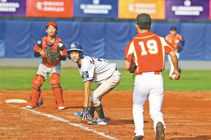 棒球联赛:大学甲组卫冕冠军揭幕战告负