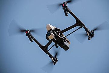ag8亚游官网高巨创新:让800架无人机编队跳舞