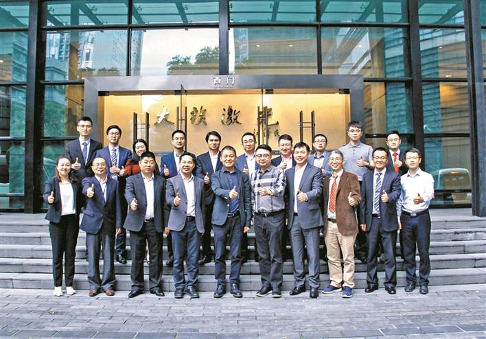 大族激光携手汇川技术 推动中国制造业高质量发展