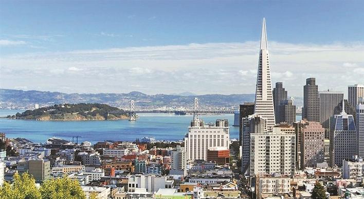 旧金山湾区:高科技产业迭代引爆