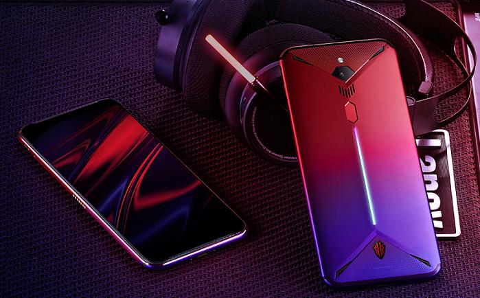 全内置风冷×液冷!揭秘努比亚红魔3电竞手机