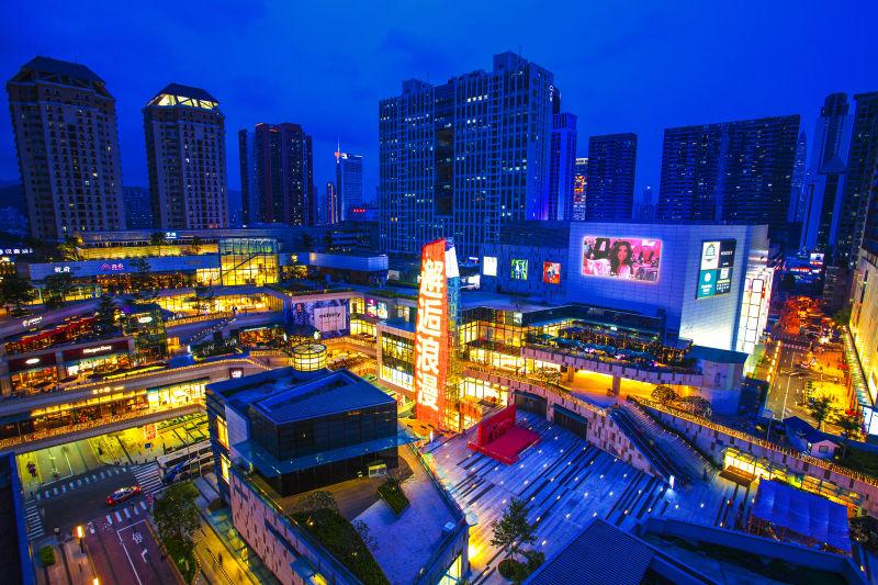 天虹在深圳再添两个优质项目